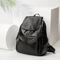 双肩包女韩版潮新款女包休闲时尚背包书包时尚百搭旅行妈咪包