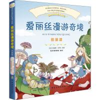 爱丽丝梦游仙境(注音版) 中国纺织出版社
