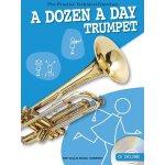 【预订】A Dozen a Day: Trumpet: Pre-Practice Technical Exercise