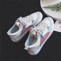 冬季加绒2018新款女帆布鞋学生韩版山本风运动百搭小白鞋板鞋秋季