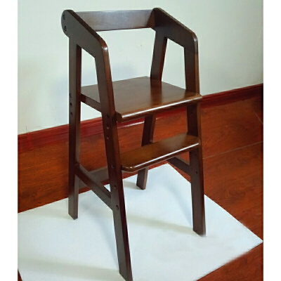 W 宝宝餐椅实木家用座椅子儿童板凳可升降幼儿bb小孩吃饭餐桌椅木质J28 因偏远地区发货受快递限制,下单之前请咨询在线客服