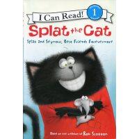 Splat the Cat: Splat and Seymour, Best Friend