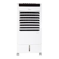 美的 智能冷暖空调扇 遥控电风扇落地扇 3挡风速负离子净化加湿器 AD120-15C
