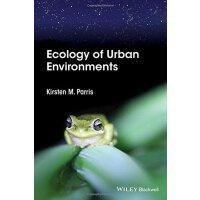 【预订】Ecology of Urban Environments 9781444332643