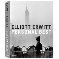 Personal Best Elliott Erwitt 艾略特厄韦特摄影作品集 城市摄影 人物摄影 街道摄影图书籍