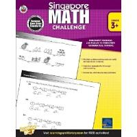 英文原版 新加坡数学挑战,3-5年级 Singapore Math Challenge, Grades 3 - 5