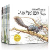 全10册西顿动物记 幼儿童3-6-7-8-9-12岁绘本故事书 小学生一二三四年级课外书儿童书籍十万