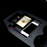 保时捷macan改装 储物盒 扶手箱收纳储物箱 macan内饰 改装 Macan(扶手箱储物盒)1个