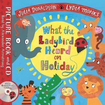 What the Ladybird Heard on Holiday( 货号:9781509864447)