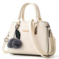 女士包包韩版女包手提包单肩斜挎包贝壳包