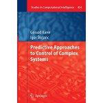 【预订】Predictive Approaches to Control of Complex Systems 978