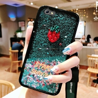 iphone5手机壳苹果5流沙硅胶iphone se保护套苹果5se潮牌ipone5奢