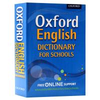 牛津学生英语词典英文原版工具书 Oxford English Dictionary for Schools 英国中学生