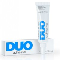 美国DUO假睫毛胶水14g MAC魅可专柜防过敏透明 温和易卸妆