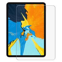 苹果新iPad Pro11英寸钢化膜 2018版平板电脑蓝光玻璃贴膜保护膜