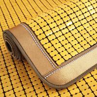 夏季沙发垫麻将坐垫冰丝竹席防滑布艺凉席巾罩套夏天欧式凉垫定做