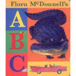 【预订】Flora McDonnell's ABC