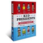 【顺丰速运】英文原版 Kid Presidents: True Tales of Childhood 美国总统童年趣事