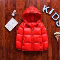 儿童羽绒服2018新款冬童装男童女童小中大童韩版洋气加厚短款外套