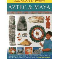 【预订】Hands-On History! Aztec & Maya: Rediscover the Lost Wor