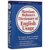 韦氏英语用法指南 英文原版 Merriam-Webster's Dictionary of English Usage