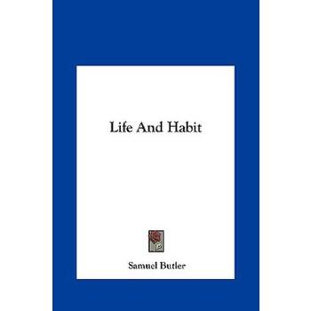 【预订】Life and Habit 预订商品,需要1-3个月发货,非质量问题不接受退换货。