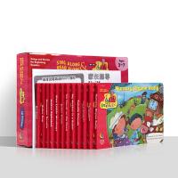 《吉恩博士说唱英语》儿童宝宝进口早教启蒙英文原版绘本 撕不烂纸板书 支持点读 送音频 与导读手册
