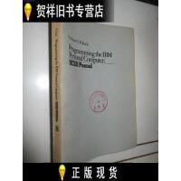 【二手旧书9成新】IBM 个人计算机程序设计 【英文版】 16开 /不详 不详