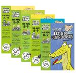 英国小学英语小学教材5本套装 阅读语法拼写英文原版小学教材 Let's Do Grammar Comprehensio