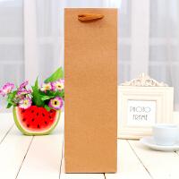 教师节活动创意结婚生日礼物造型毛巾红酒瓶礼盒装洋酒促销