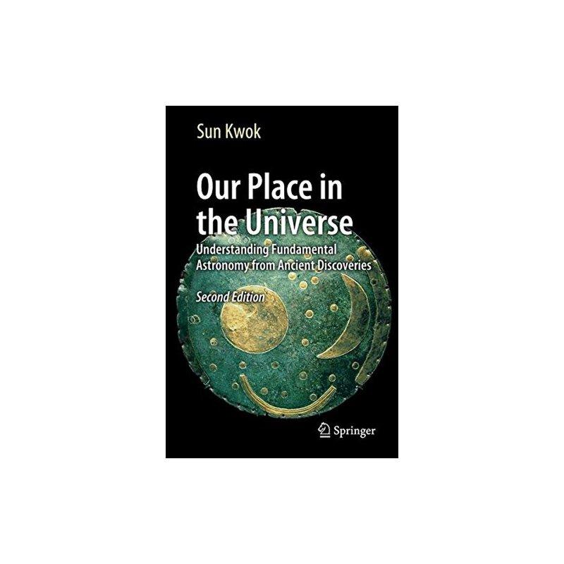 【预订】Our Place in the Universe 9783319541716 美国库房发货,通常付款后3-5周到货!