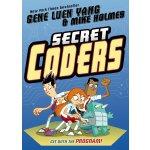 英文原版 秘密编码人员 Secret Coders 看漫画学编程