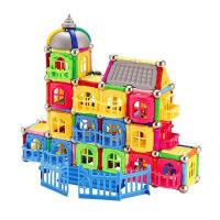 玩具 磁力棒玩具968件 大桶装玩具