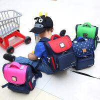 儿童书包幼儿园小学生男幼儿园书包1-3-5岁宝宝书包防走失背包