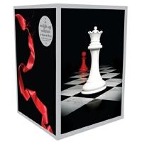 【现货】英文原版 暮光之城 4册精装套装 The Twilight Saga (英国版)同名电影原著小说 978190