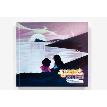 Steven Universe: Art & Origins 英文原版《宇宙小子》动画制作画册 精装