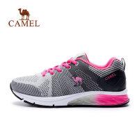 【领券下单立减111元】camel骆驼情侣马拉松跑鞋透气减震耐磨运动鞋飞线男女跑步鞋