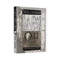 现货 微笑男孩和冰霜巨人精装插画版 尼尔・盖曼 Neil Gaiman 英文原版 Odd and the Frost G