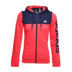 ADIDAS阿迪达斯  女子运动休闲训练夹克外套  AZ4864  现