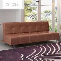ZUCZUG现代简约多功能可折叠沙发床客厅双人单人懒人沙发 1.5米以下