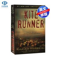 英文原版 The Kite Runner 追风筝的人英文版小说 卡勒德.胡赛尼 灿烂千阳和群山回唱的作者朗读者张一山 经