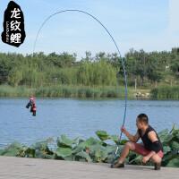 台钓竿超轻超硬28调鲤鱼竿鲫鱼竿黑坑手竿碳素长节竿钓鱼竿