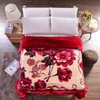 毛毯加厚冬季坦客毯业8斤10斤拉舍尔加厚毛毯冬季盖毯