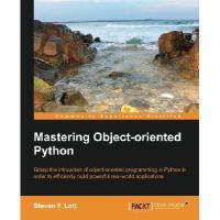 【预订】Mastering Object Oriented Python
