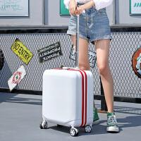 18寸拉杆箱小型轻便行李箱男女旅行箱万向轮密码箱20寸登机箱