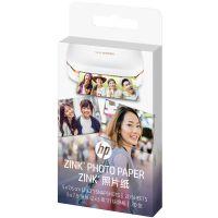惠普(hp)Sprocket100 惠普小印口袋照片ZINK带背胶相片照片纸 一包20张