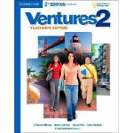 【预订】Ventures Level 2 Teacher's Edition with Assessment Audi