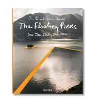 现货TASCHEN出版 克劳德夫妇:浮动工程 Christo and Jeanne-Claude: The Floati