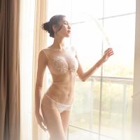 情趣内衣性感透视装小胸露乳三点式激情夜店公主制服衣服套装SM骚