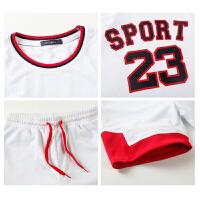童装男童篮球服套装儿童薄款速干吸汗背心短裤夏季男孩运动球衣